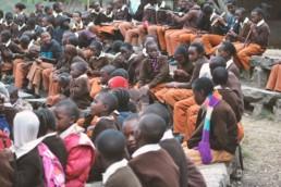 Die Rudolf Steiner Schule Mbagathi in Kenia